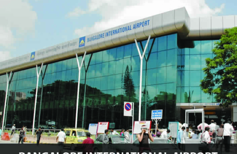 Bangalore International Airport HAL