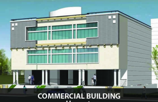Commercial Building Hospet