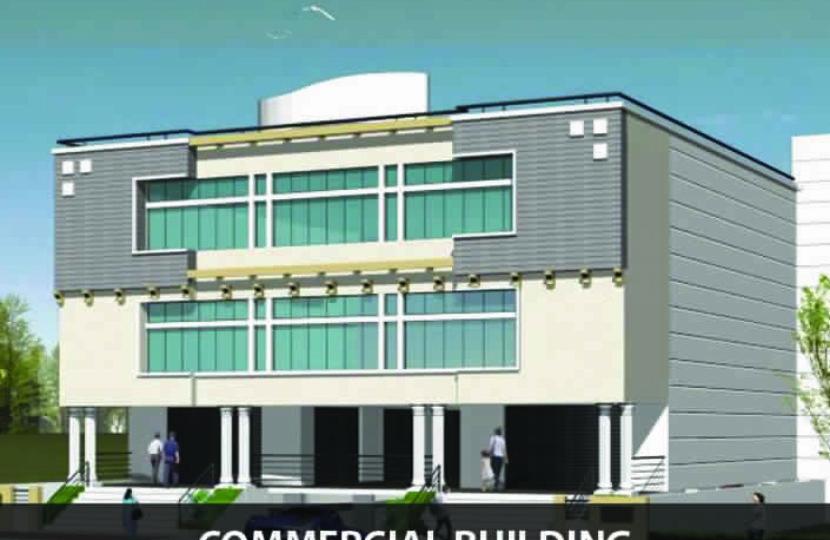 Commercial Building Hospet