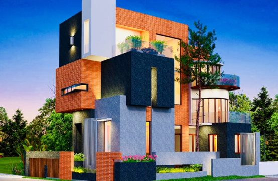 Residence at N R Colony for Mr.Sudhindra